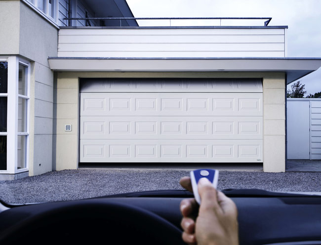 Automatizar Puertas Garaje